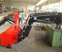 Hot Sale in Russia !SD SUNCO /SAMTRA Tractor Front Mounted Snow Blower