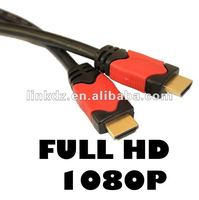 high speed HDMI Cable 2.0v 1.4v support full 1080p 3D for blue ray, HD player