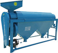 Automatic matpe beans polishing machine for farm