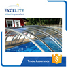 Easy Assembly Retractable Polycarbonate Sheet Swimming