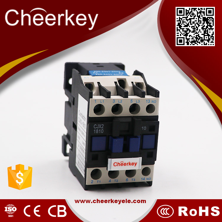 Special design widely used cjx2-1810 440v ac contactor