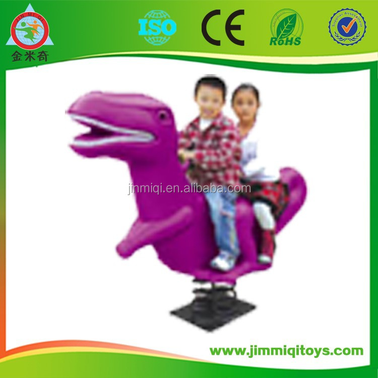 Cheap Kids Plastic spring Rocking Horse