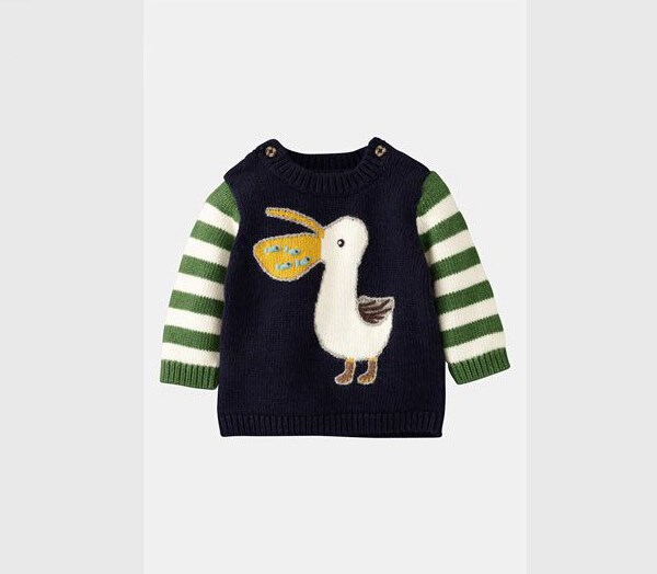 Wool sweater design for boys sweater knit fabric cartoon sweater