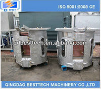 0.5ton lead melting equipment