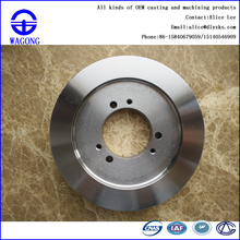 2016 China Factory OEM/Customized Stainless Steel Camshaft Pulley Small Pulley Large V Belt Pulley Wheels