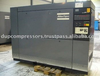 Atlas Copco GA 375 Used Rotary Screw Compressor