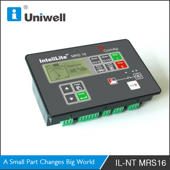 Good Sell Powerful Automatic Generator Controller IL-NT MRS16