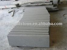 Colorful and excellent quality granite tile bullnose edging