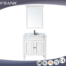 Frank New recommended luxury hand carved flower America oak india bathroom vanities