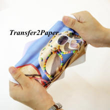 high elastic/soft feeling/cotton light T-shirt transfer paper washable for inkjet printer