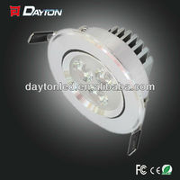 New fashion 3w LED Ceiling light new design Super bright and High quality