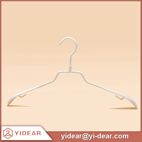 PVC Coated Plastic Clothes Hanger