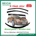 Bonnet Protector, Weathershields For Nissan X-Trail XTrail T32 2014-2017