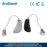 Amplifier Well Quality Digital Best Sale Sound Personal Ce Approved Supplies StaAcoSound AcoMate 1210 RIC Ear Amplifier For Deaf