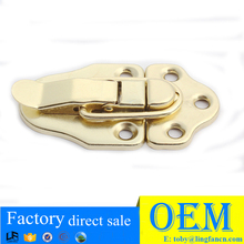 antique furniture <strong>hardware</strong> Catch hasp lock 2.7 inch,Furniture Hinge lock