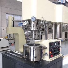 Lab HTV sealant planetary dispersing power mixer
