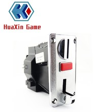 Casino Machine Bill acceptor multi Coin selector multilater arcade game machine coin acceptor