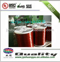 Enameled round Aluminum wires for 3 core electrical cable