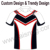 oem custom sublimated design blank rugby jersey new zealand