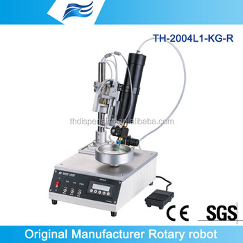 TianHao Automatic Silicone Sealing machine for Silicone,Silicone Sealant,Rtv Silicone
