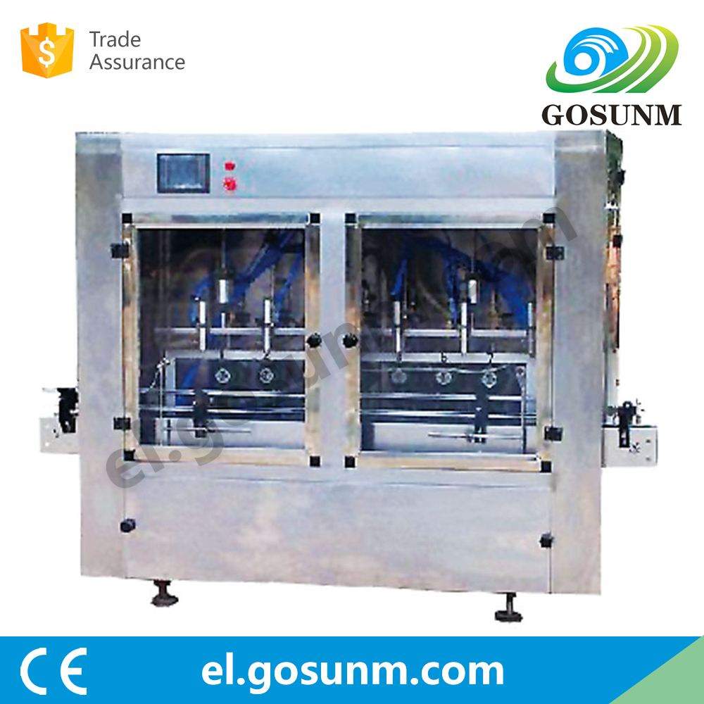 Top products hot selling new 2016 automatic linear flow meter type juice filling machine prices