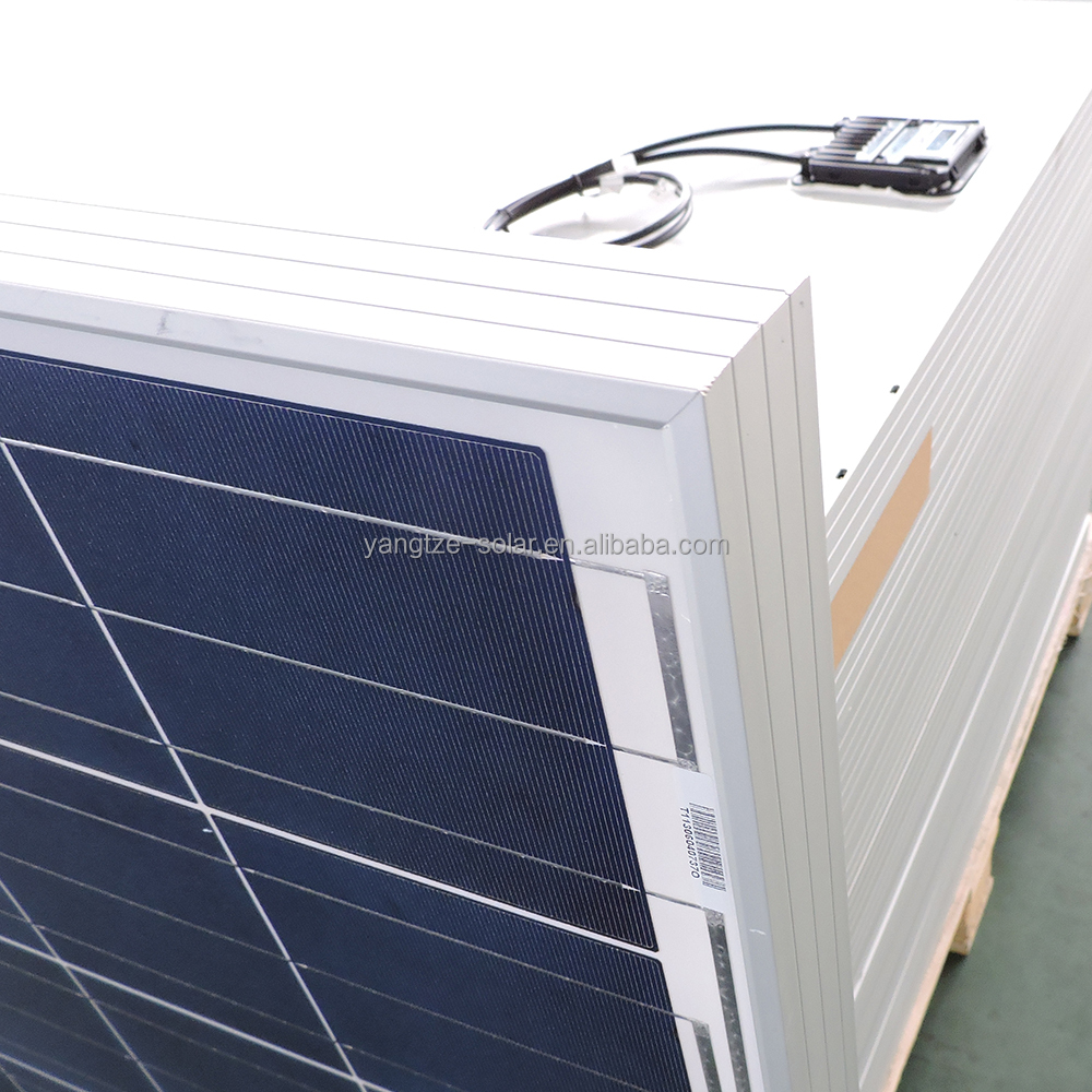 Free shipping poly 200wp solar module