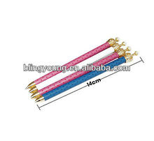 2015 hot selling Crown Design Ball Pen
