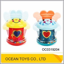 Baby battery operated smile tumbler toy cat toy OC0319204