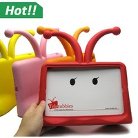 Teletubbies Design Children Kids Safe Protective Foam Tablet Case For iPad Mini 2
