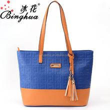 Real factory wholesale new style female bag shoulder bag pendant ladies korean trend tassel handbag for women China