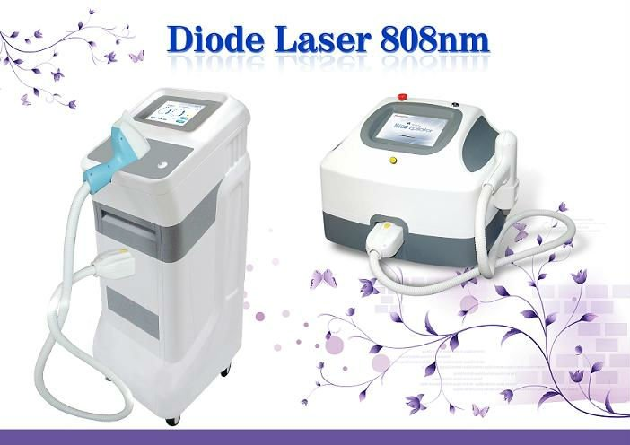 Hairless No More Shaving Diode Laser Forever Hair Free Beauty Machine