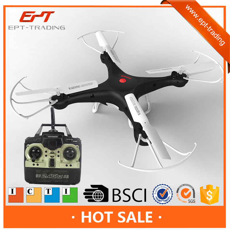 2.4G 4CH Drones RC Quad copter Helicopter RTF With Led Light Remote Control Mini Drone Wholesale