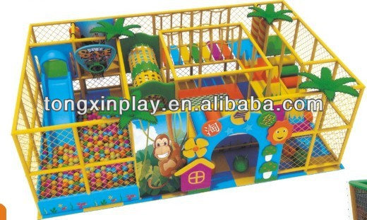 indoor playground furniture TX-101B
