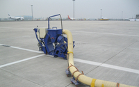 qingdao road shot blasting machine/cleaning equipment/ shot blast cleaning machine for floor good price
