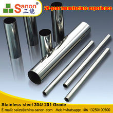 Function Of Test Tube Rack Welded Stainless Steel Pipes / Tubes