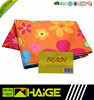 China supplier sport sex towel with printing