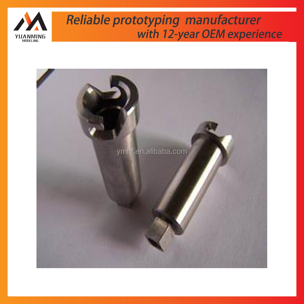 China supplier CNC machining motorcycle engine spare parts manufactures