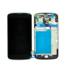 Replacement Lcd Screen Display with Touch Digitizer Frame Assembly for LG Nexus 4 E960
