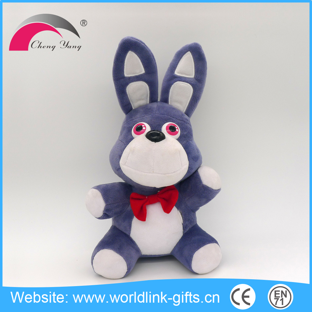 ISO9001 Certified birthday gift soft toy bunny rabbits