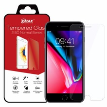 High quality 0.33mm tempered glass for iphone 8 ultra thin screen protector for iphone 8 plus