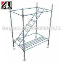 Guangzhou steel cuplock scaffolding tower for house building