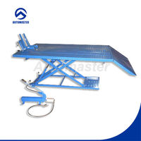 1500lbs Air Hydraulic Scissor Motorcycle Lift Table sales