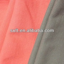95% cotton 5% spandex knit 2*2 ribbed cotton cuff fabric