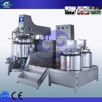 new condition and cosmetic product type wax ointment cream making machine