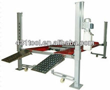 2014 New Arrival SA4T40 used 4 post car lift for sale workshop equipment