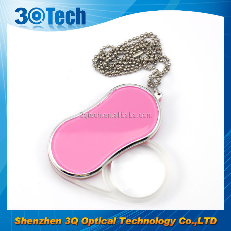 DH-82007 magnifying pendant necklace loupe