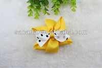 exquisite flower claw clip hair flower clip claw made in China