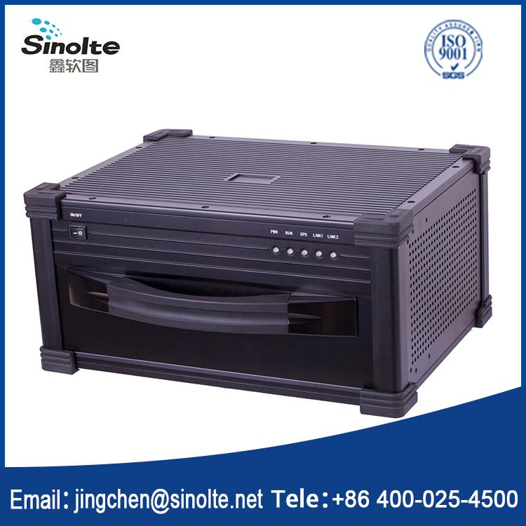Sinolte-OEM Experience On-scene communication command and dispatch tdd LTE integrated portable base station transceiver