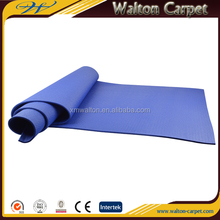PVC eco-friendly mat for yoga fitness gym best selling muti-colors yoga mat