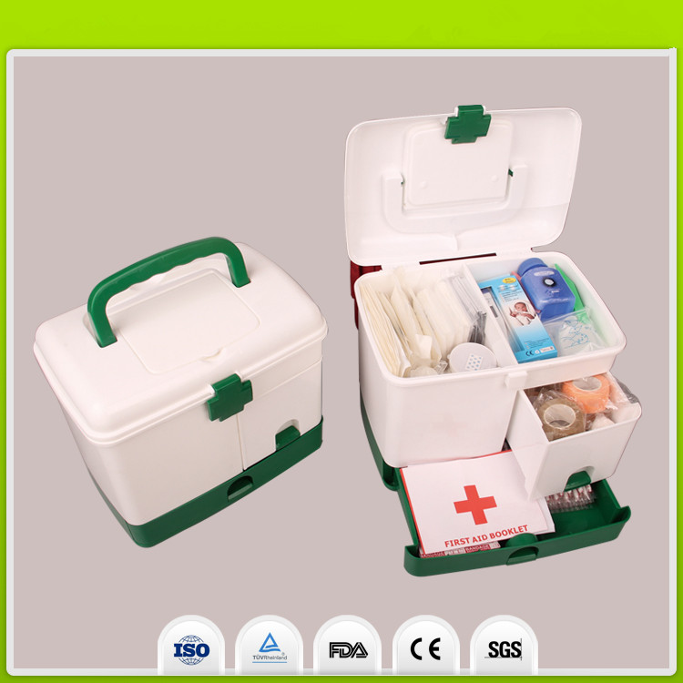 Day Emergency Disaster First Aid Kit 72 Hour Survival Kit